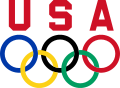 USA Olympic Committee Logo