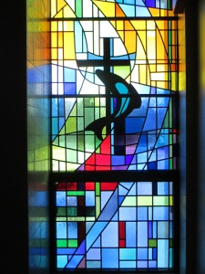Window, Mount St. Benedict Monastery Chapel, Erie, PA